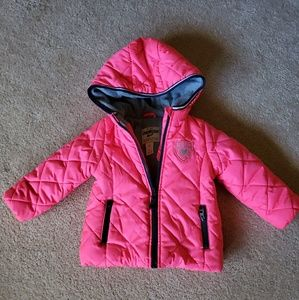 Osh Kosh Toddler Puffer Coat